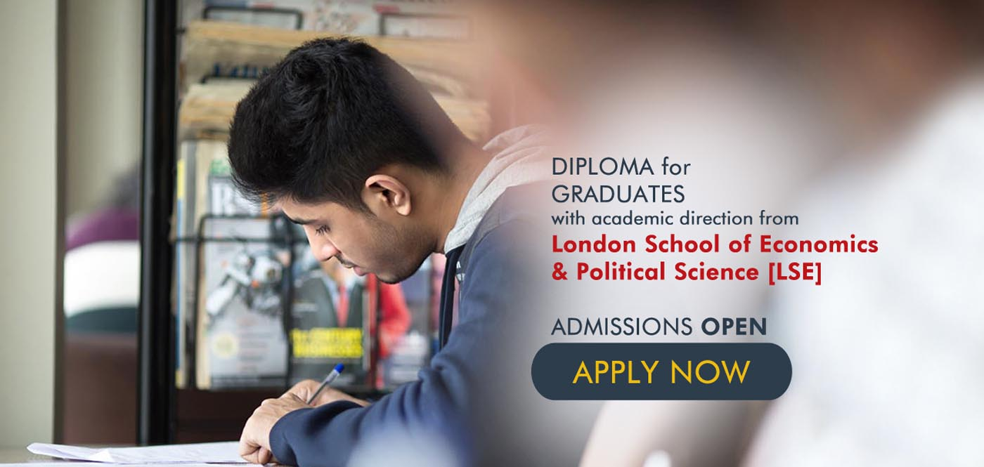 Admission in Diploma for Graduates | LSE