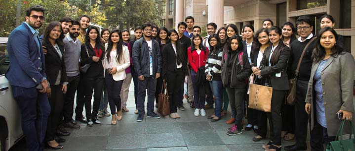 Industry visit to World Bank