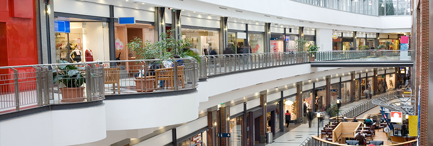 The Economics of Shopping Malls