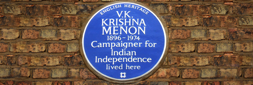 LSE Education: V.K. Krishna Menon