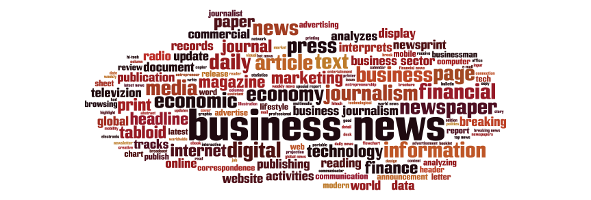 Career in Business Journalism