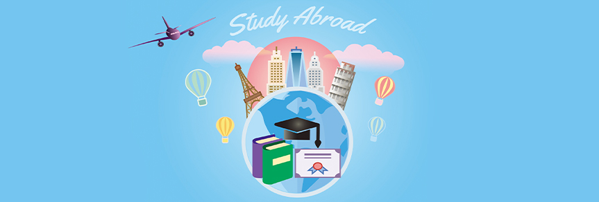 Study Abroad vs International Programmes in India